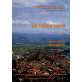 Carte archéologique de la Haute-Loire (43)