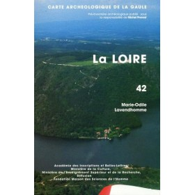 Carte archéologique de la Loire (42)