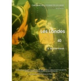 Carte archéologique des Landes (40)