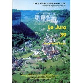 Carte archéologique du Jura (39)