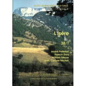Carte archéologique de l'Isère (38) Tome 1