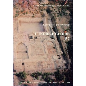 Carte archéologique de l'Indre et Loire (37)