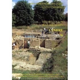 Carte archéologique de l'Indre (36)