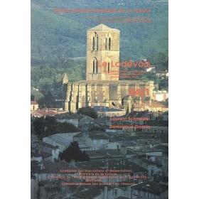 Carte archéologique de l'Hérault (34) Tome 1, le Lodevois