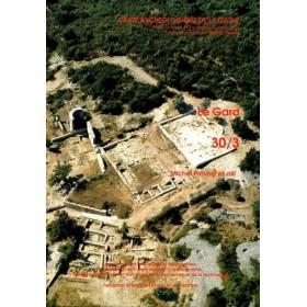 Carte archéologique du Gard (30) Tome 3