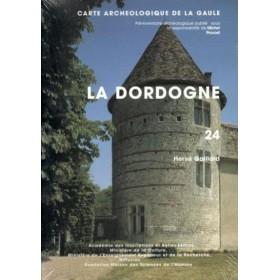 Carte archéologique e la Dordogne (24)