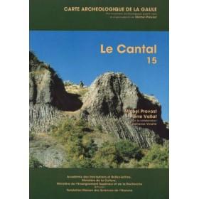 Carte archéologique du Cantal (15)