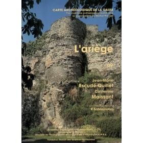 Carte archéologique de l'Ariège (09)