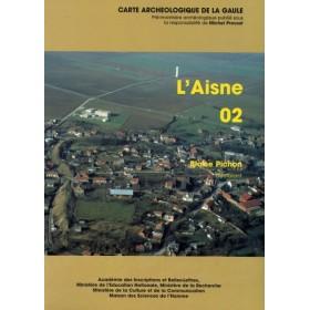 Carte archéologique de l'Aisne (02)