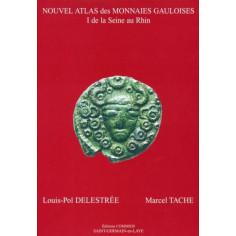 Nouvel atlas des monnaies gauloises tome I
