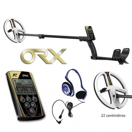 Détecteur de métaux XP ORX 22RC
