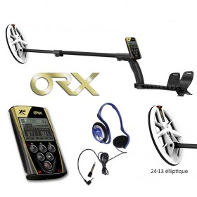 Détecteur de métaux XP ORX 24-13 RC