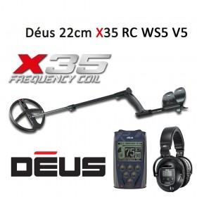 Déus X35 22cm RC WS5 V5