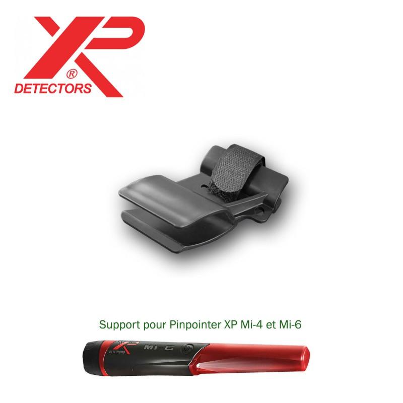Support Pinpointer (Mi-4 et Mi-6) pour canne XP Déus et ORX