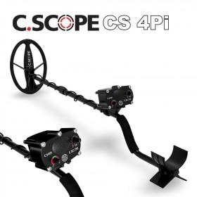 Détecteur de métaux CScope CS 4PI
