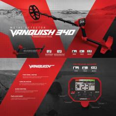 Emballage du Vanquish 340