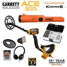 Garrett ACE 300i 55ème Anniversaire