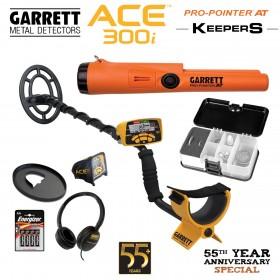 Garrett ACE 300i 55ème...
