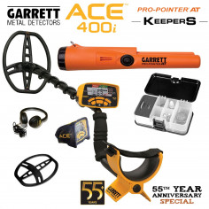 Garrett ACE 400i 55ème Anniversaire