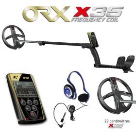 XP ORX 22 X35 avec casque...