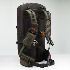 Le backpack 280 vu de l'intérieur