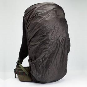 Le sac à dos XP avec sa housse de pluie