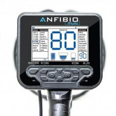 Écran de contrôles de l'Anfibio Multi