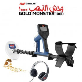 Minelab Goldmonster 1000